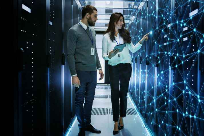 Network Managed Services Banner