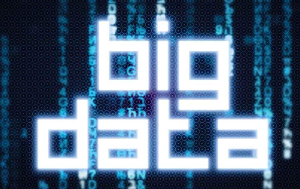 Data Management Big Data Style Blog Banner