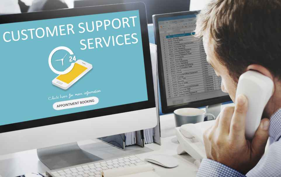 Customer Services Case Study Banner